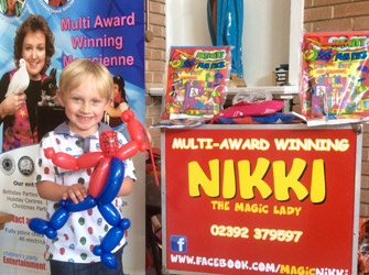 Birthday Party Entertainment For Children by Nikki