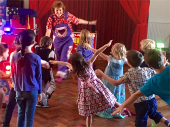 Childrens discos for schools