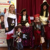 Pirate Themed Birthday Party In Havant