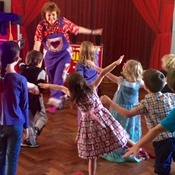 Children's Disco With Party Dances In Cowplain Near Waterlooville