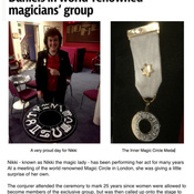 I've Just Been Made An Associate Member Of The Inner Magic Circle