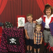 Pirate Magic And Games Party In Portsmouth