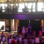 Holiday Centre Magic Show In West Sussex