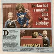 Childrens Entertainer In Portsmouth News